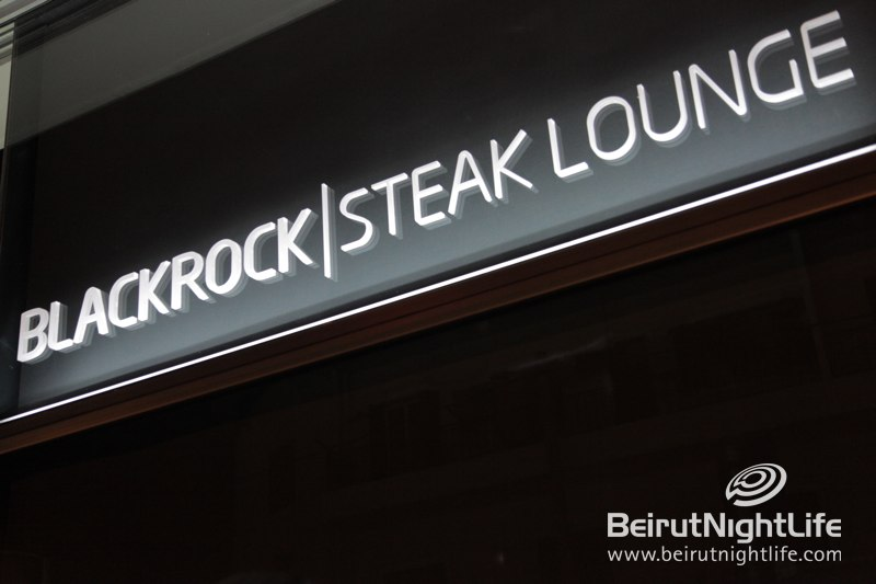 BlackRock Steak Lounge: Unique Taste on Volcanic rocks