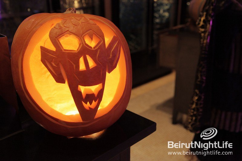 Halloween at Caffe Mondo Phoenicia Hotel Beirut