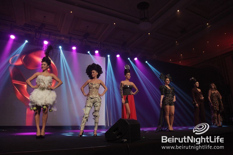Beirut hosts the Greenest Gala Night of All