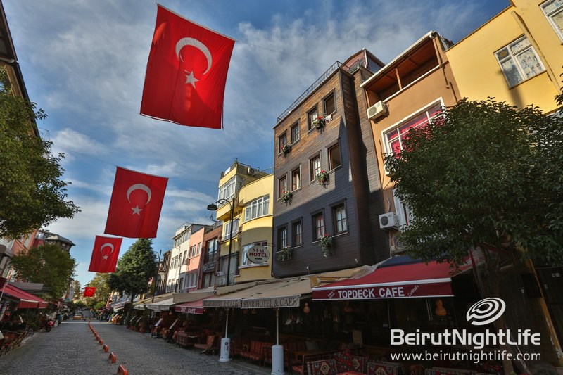 Around the World: Istanbul- Turkey