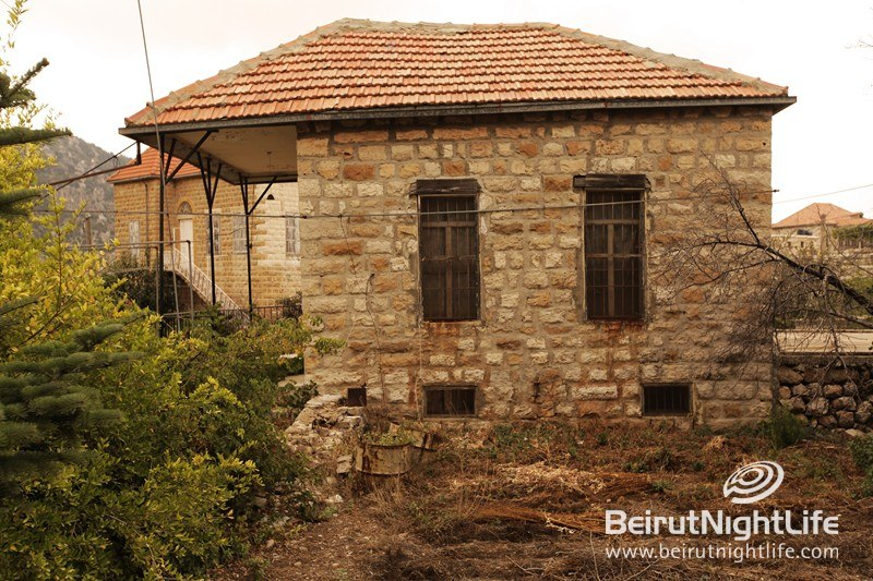 Douma: The Red-roofed town in Batroun