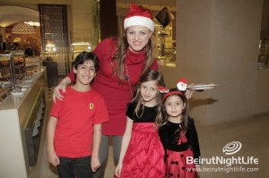 Christmas at the Phoenicia Hotel