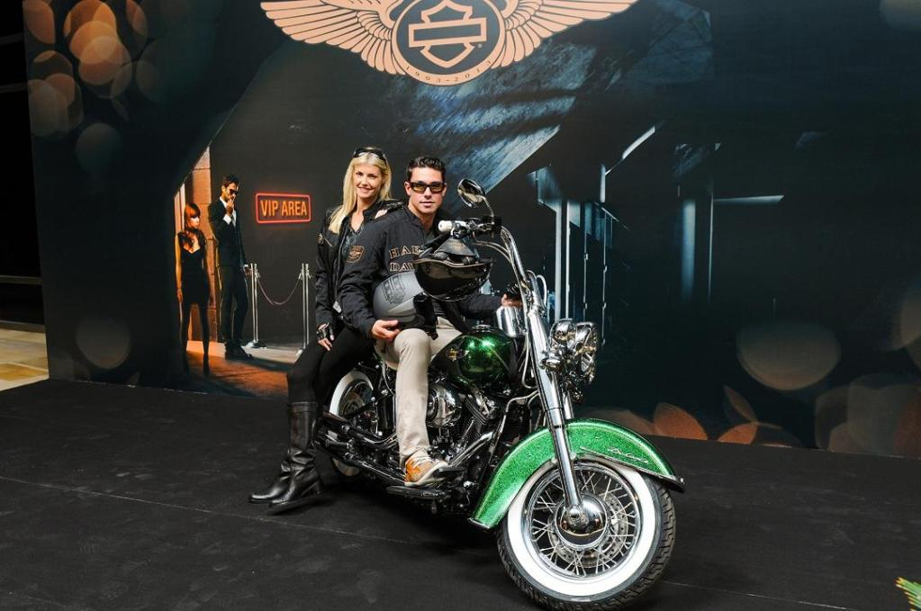 "Harley-Davidson marks and celebrates 110 years of ""Fuelling Dreams"" in Dubai"