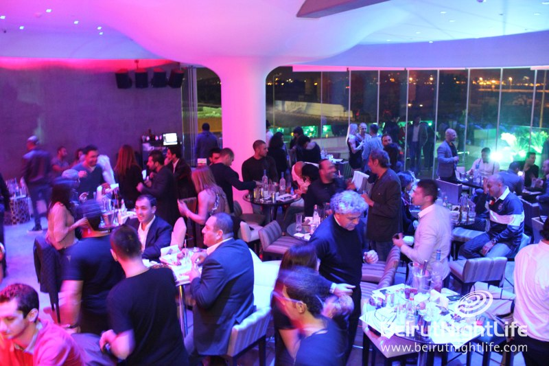 Ora Lounge Club Opening Night