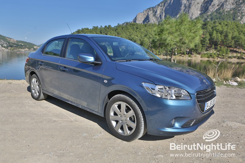 The New Peugeot 301: A compact Saloon for the international market