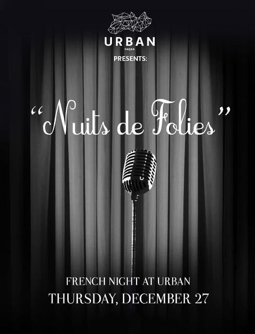 Nuits De Folies At Urban Faqra