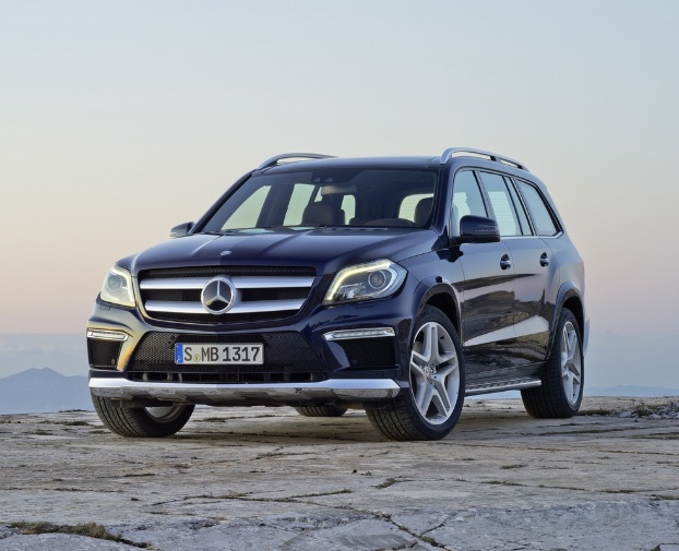 Introducing the All New 2013 GL-Class