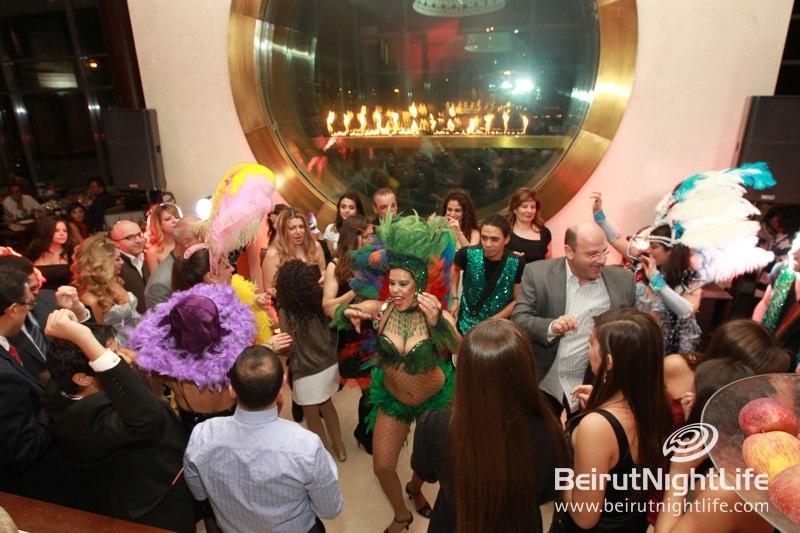 Phoenicia Hotel Celebrates 2013