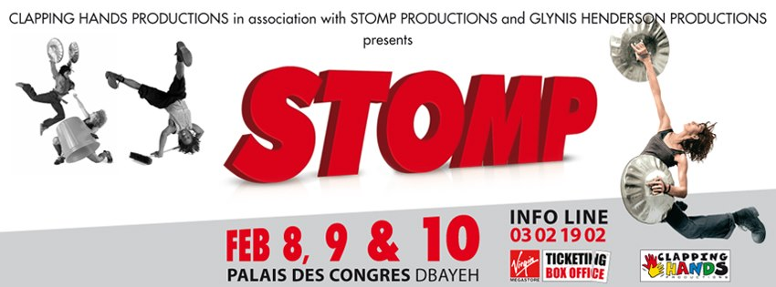 Stomp In Beirut
