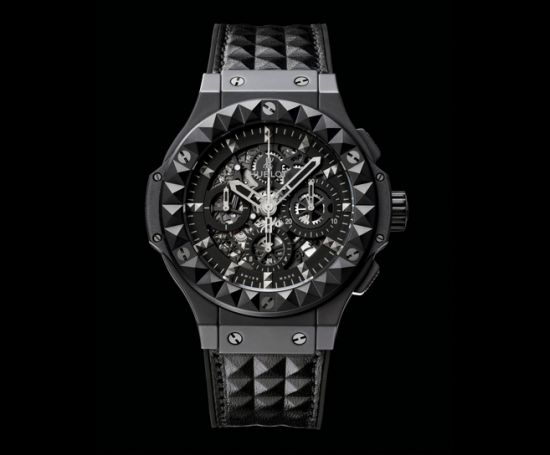 Hublot's Limited Edition Big Bang Depeche Mode