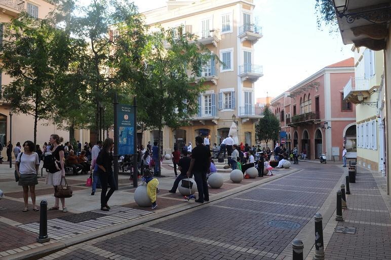 Saifi Village – Art District