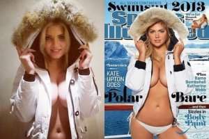 Kate Upton Lookalike: Not Actually a Mail Order Bride!