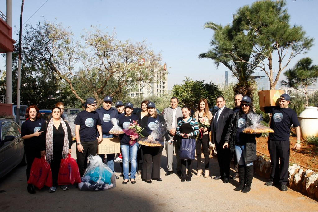 Hilton Hotels & Resorts Properties In Beirut Celebrate Mother's Day With The Elderly