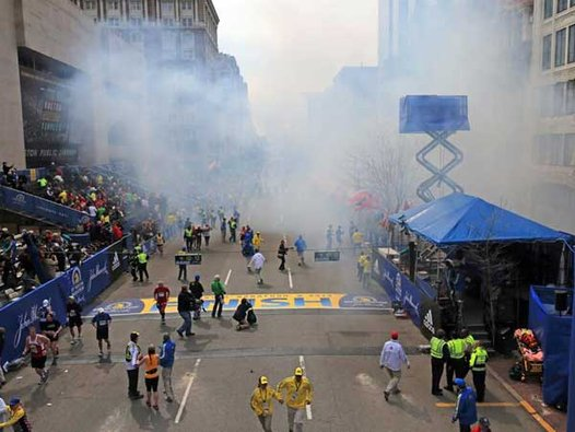 Boston Marathon Horror: 3 Dead, Dozens Injured