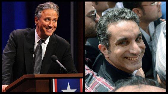 Egypt Issues Arrest Warrant For Jon Stewart!!