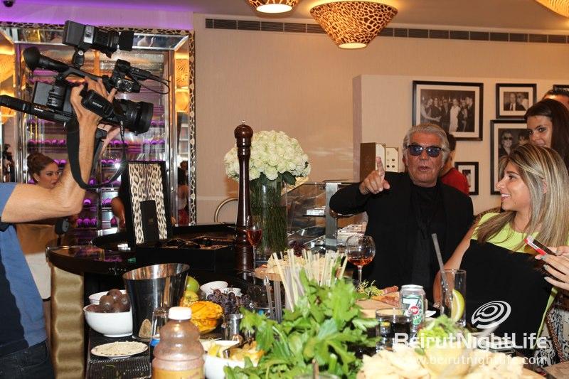 Introducing the Cavalli Caffe Aperitivo!