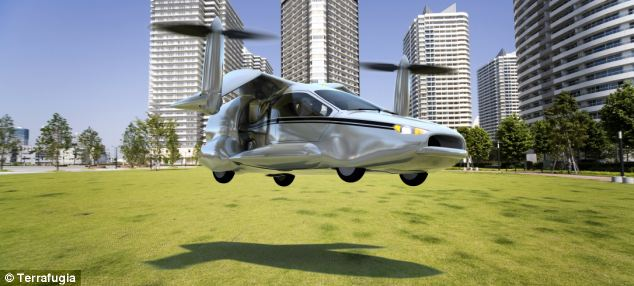 Is the flying car FINALLY here?