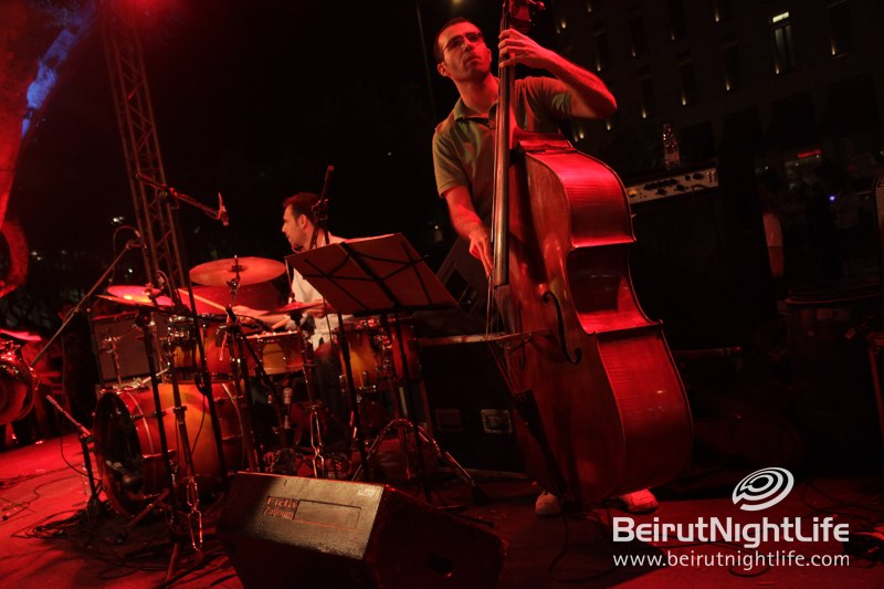 """""""All That Jazz"""" at the Beirut International Jazz Day 2013"""
