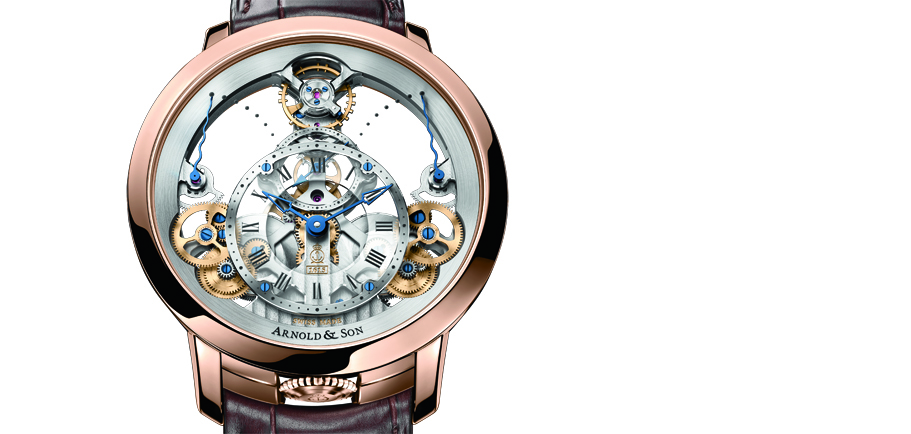 Exclusive interview with Philippe Boven, Executive VP Arnold & Son Watches from BaselWorld 2013