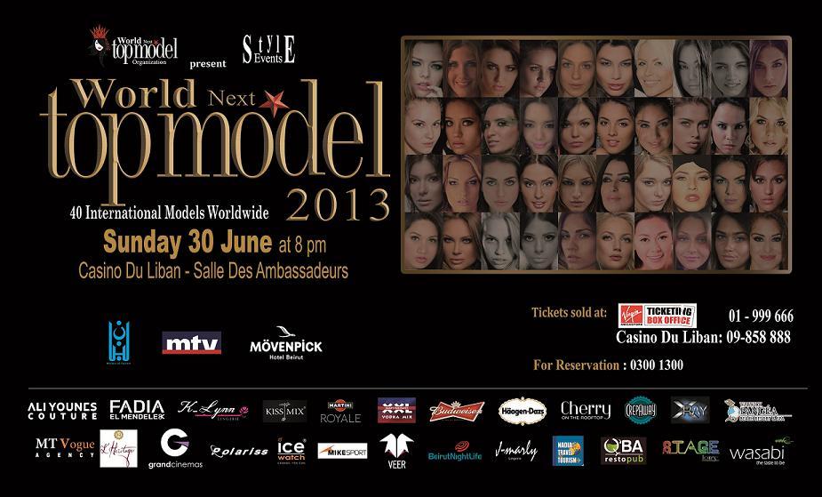 Miss World Next Top Model 2013