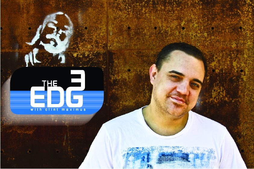 DJs of Lebanon: On The Edge with Clint Maximus