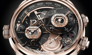 Breva: A Weather Forecasting Wristwatch from BaselWorld 2013