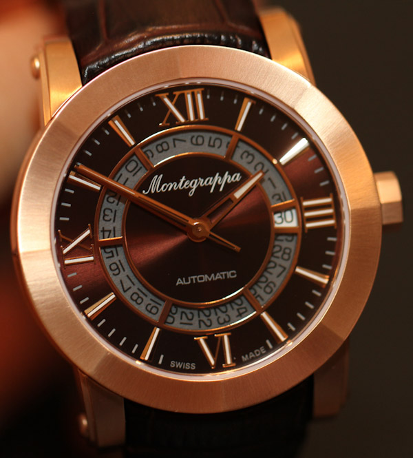 Exclusive interview with Montegrappa CEO from BaselWorld 2013