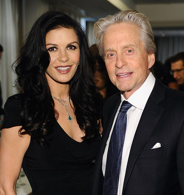 Michael Douglas: Oral sex gave me cancer!??