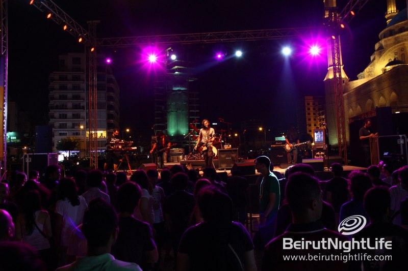 Fete De La Musique Takes Over Beirut!