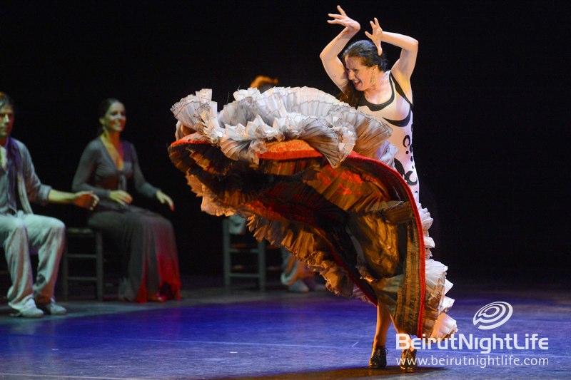 Flamenco with María Pagés Compañía at Beiteddine Festival 2013