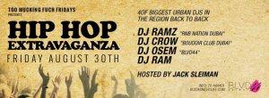 Hip Hop Extravaganza at BLVD 44