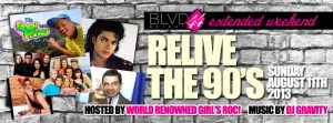 Relive the 90's at BLVD 44