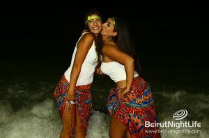 Friday's Tiki Retro Fun at Bonita Bay Batroun