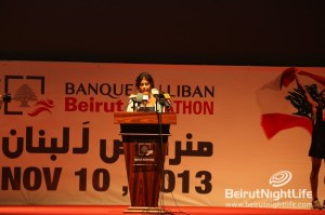 "BMA launches the ""Banque du Liban Beirut Marathon"" 2013- Run for Lebanon"