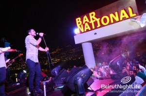 Mashrou' Leila Play Bar National Kaslik