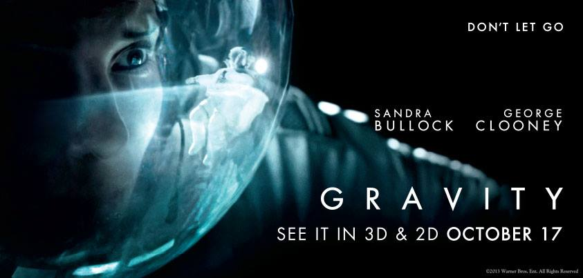 """Win your free tickets to """"Gravity"""" premiere at Grand Cinemas ABC Dbayeh"""