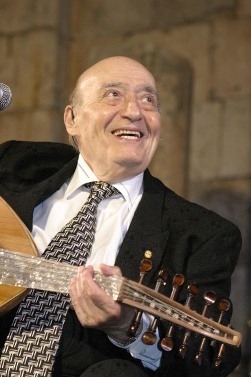 Goodbye Legend: Wadih al Safi Dies at 91