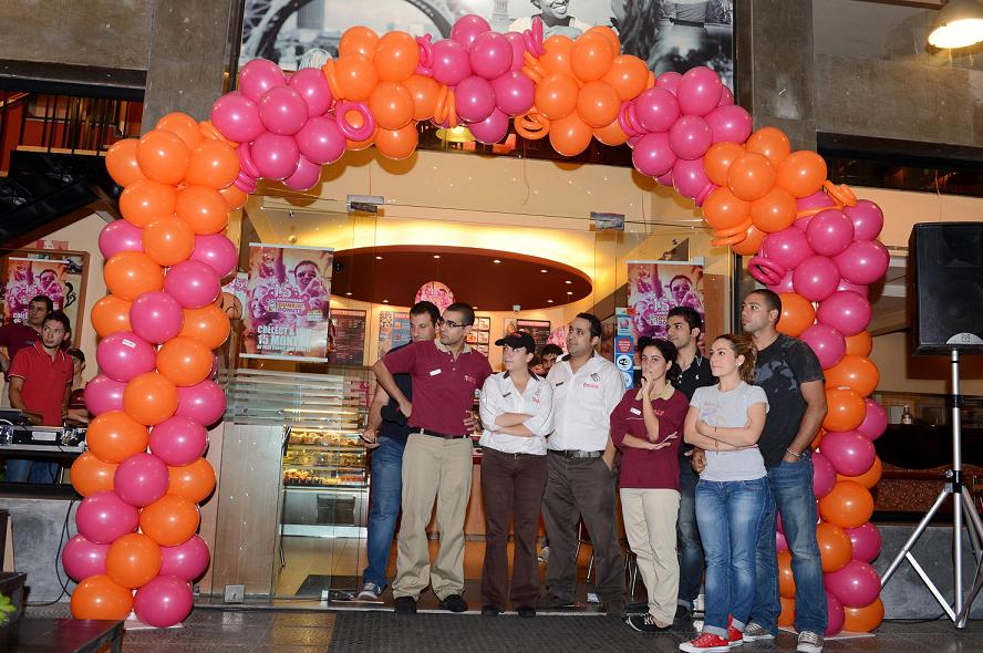 Dunkin' Donuts Lebanon Celebrates 15 Years of Success
