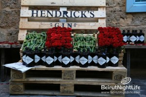 HENDRICK'S Gin Cocktails' tasting at THE GATHERING