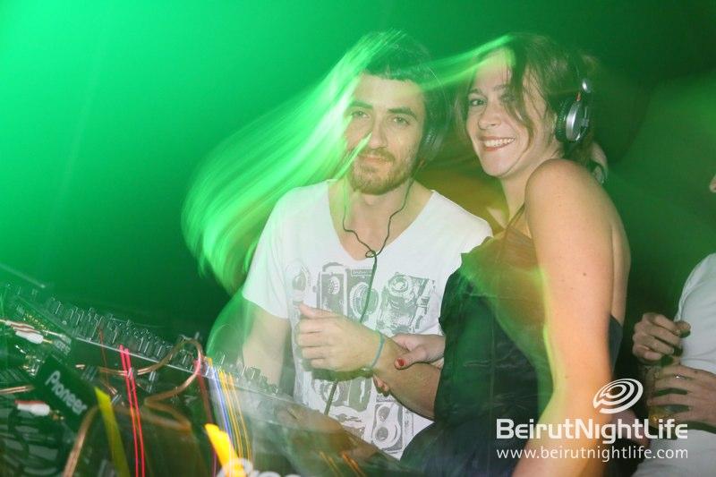 6th Sense Presents DJ Musician Stephan Bodzin in Beirut