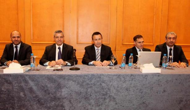 Elie Aoun, Edouard Monin, Nick Papagregoriou, Davide Crestani, Christian Saab