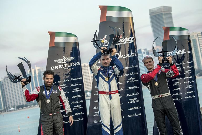 Red Bull Air Race Returns: Bonhomme Beats Old Rival