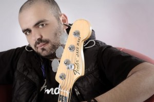 Fender Endorses Ramy Daaboul in Lebanon and the Middle East