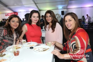 Foodies Join Forces for Taste of Beirut