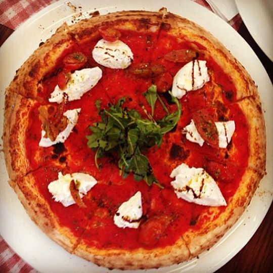 Hungry for Pizza? Find the Best in Beirut….
