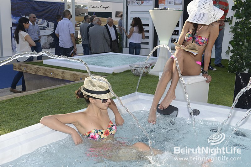 A Glamorous Glimpse at Beirut Boat 2014