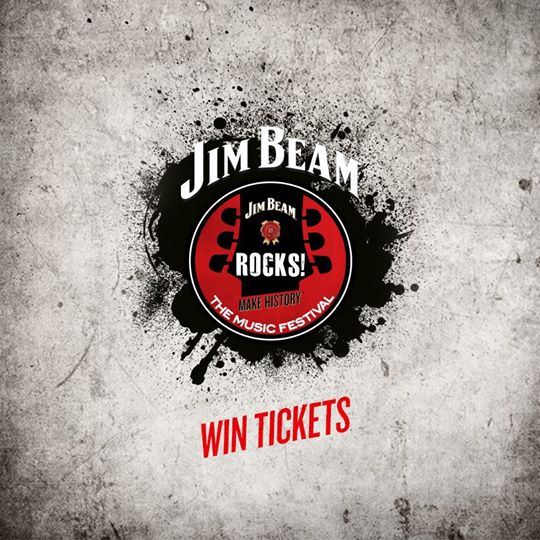 Win Tickets to Make History at Lebanon's Biggest Rock Concert: Jim Beam Rocks!