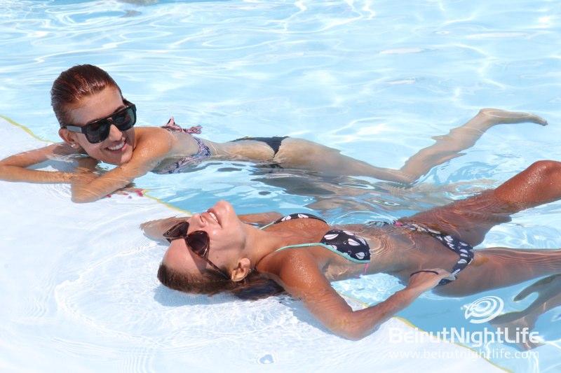 Lazy Days by the Riviera Beach Resort