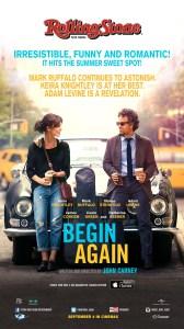 Win Tickets to Kiera Knightly's New Film Begin Again