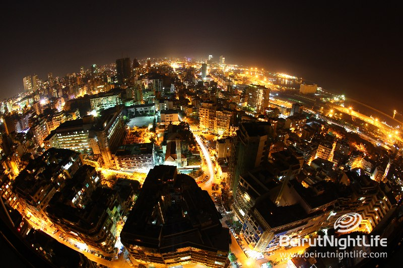 A Week in the Life of Beirut at Night